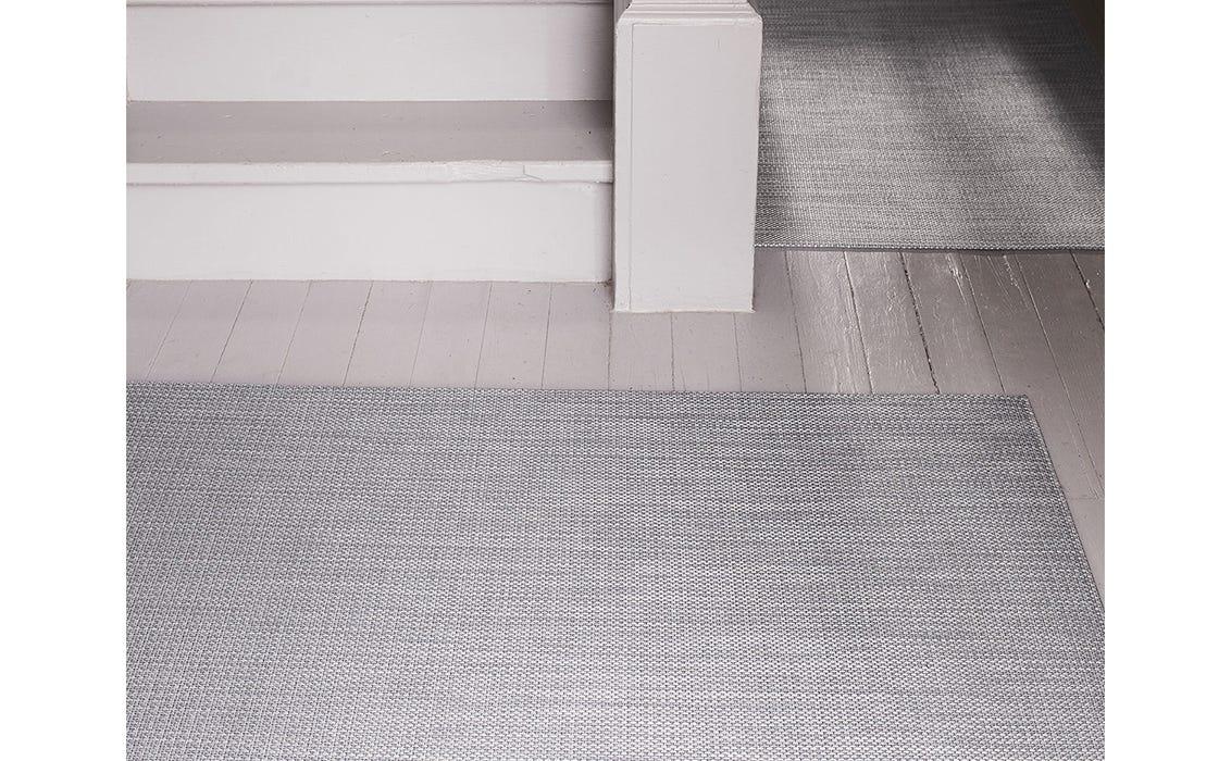 Basketweave Woven Floor Mats Area